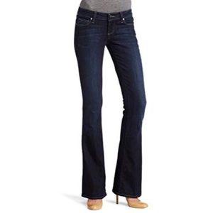 PAIGE NWOT Laurel Canyon Bootcut Jeans